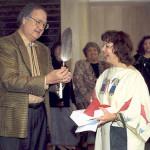 Dr. James Hampton and Dr. Judith Kaur