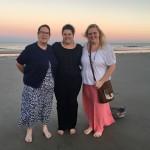 Lisa Baethke, Marcy Averill, and Jalissa Nawrocki in Jacksonville FL for the Spring Network Meeting - February 2016