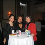 Dana Kontras, Paulette Baukol, and Judith Kaur - 2005
